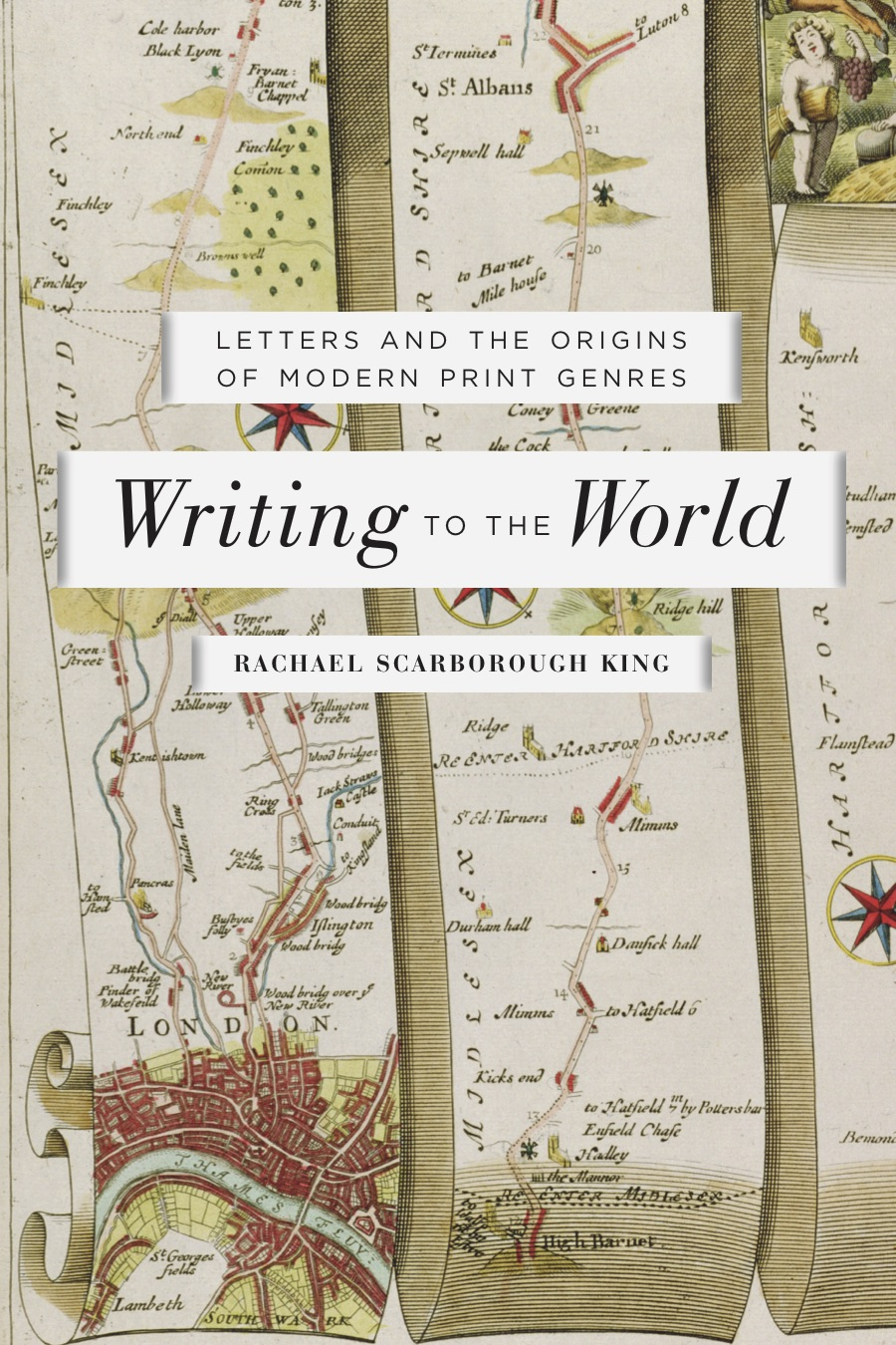 Cover of Writing to the World